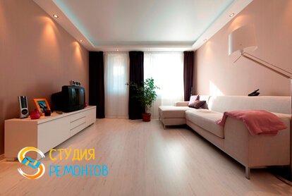 Евроремонт гостиной комнаты 16 м2