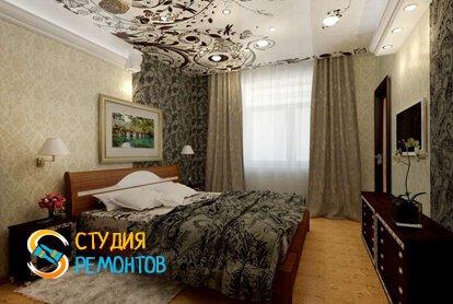Капитальный ремонт комнаты 16 кв.м.
