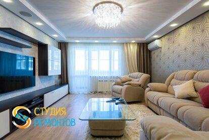 Капитальный ремонт комнаты 18 кв.м.