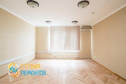 Капитальный ремонт комнаты 18 кв.м. фото-1