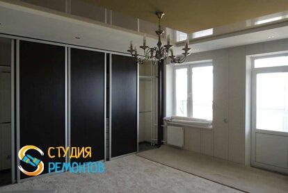 Евроремонт гостиной комнаты 20 кв.м.