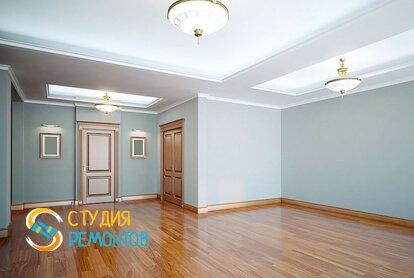 Евроремонт комнаты 20 кв.м.