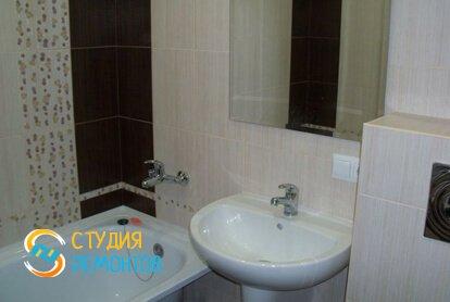 Косметический ремонт ванной комнаты 3 м2