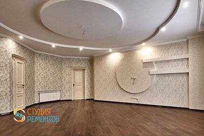 Евроремонт комнаты 30 кв.м.