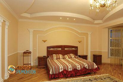 Евроремонт спальни 30 кв.м.