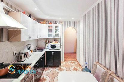 Ремонт кухни под ключ 7 кв.м.