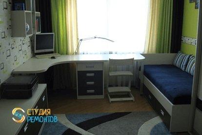 Капитальный ремонт комнаты 9 м2