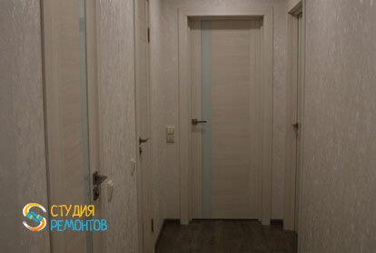 Капитальный ремонт коридора 8 кв.м.