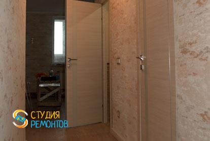 Косметический ремонт коридора 11 кв.м.