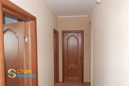 Косметический ремонт коридора 9,5 кв.м.