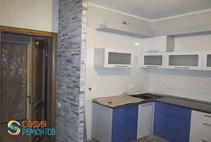 Капитальный ремонт кухни 20 м2