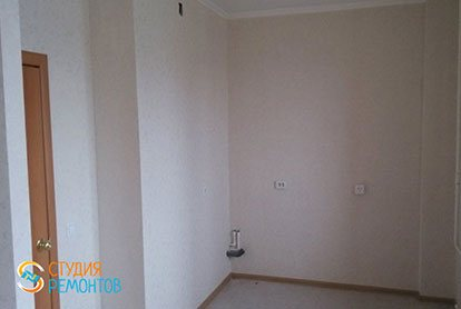 Косметический ремонт кухни 18 кв.м. фото 1