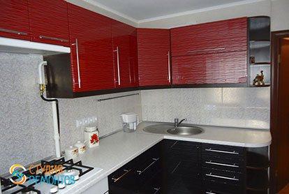 Косметический ремонт кухни 8 кв.м.