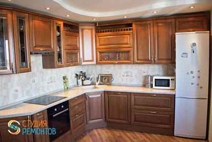 Ремонт кухни 20 кв.м. под ключ фото 1