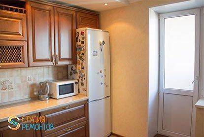 Ремонт кухни 20 кв.м. под ключ фото 2