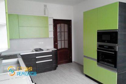 Ремонт кухни 10 м2 под ключ
