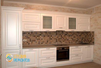 Ремонт кухни 11 м2 под ключ