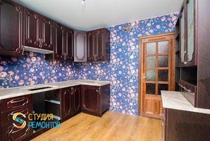 Ремонт кухни 7,5 кв.м. под ключ