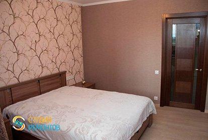 Евроремонт спальни 20 м2 2