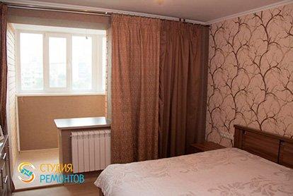 Евроремонт спальни 20 м2