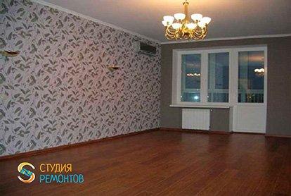 Капитальный ремонт комнаты 27 м2