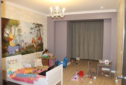 Евроремонт квартиры 100 кв.м. Детская комната