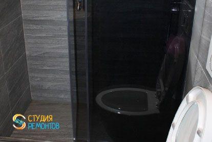 Евроремонт квартиры 100 кв.м. Гостевой санузел