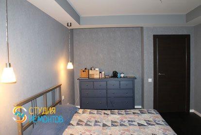 Евроремонт квартиры 100 кв.м. Спальня, фото-1
