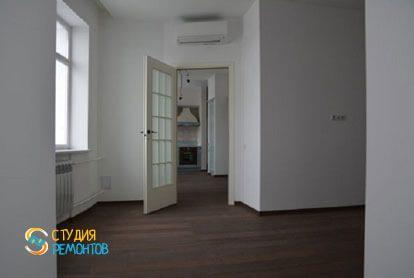 Капитальный ремонт квартиры 100 кв.м. Коридор