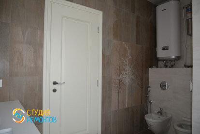 Капитальный ремонт квартиры 100 кв.м. Санузел, фото-2