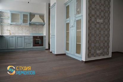 Капитальный ремонт квартиры 100 кв.м. Кухня, фото-1