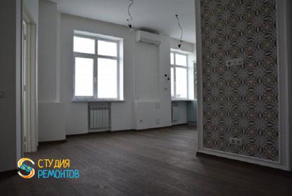 Капитальный ремонт квартиры 100 кв.м. Кухня, фото-2