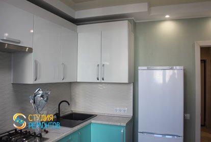 Капремонт квартиры 25 кв.м. кухня фото-1