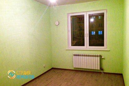 Косметический ремонт квартиры 25 кв.м. комната
