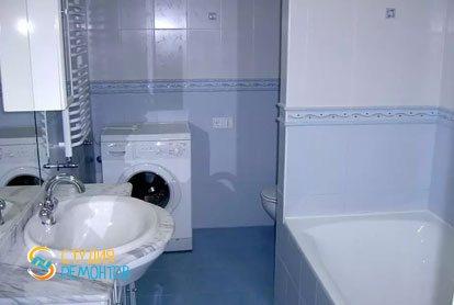 Евроремонт квартиры 32 кв.м. санузел