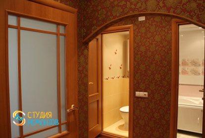 Капремонт квартиры 32 кв.м. коридор