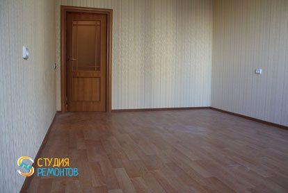 Капремонт квартиры 32 кв.м. спальня фото-1