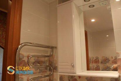 Капремонт квартиры 32 кв.м. ванная комната фото-1