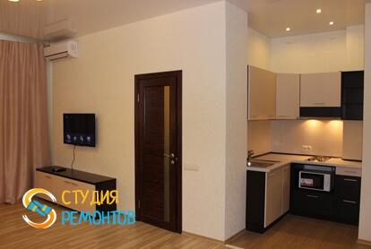 Капитальный ремонт кухни в квартире 33 кв.м.