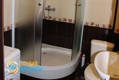 Капитальный ремонт санузла в квартире 33 кв.м.