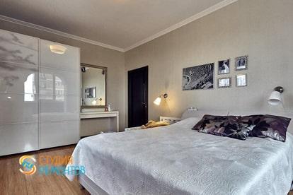 Капитальный ремонт квартиры 34 кв.м. Спальня