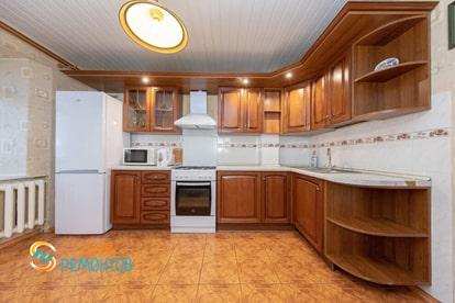 Капремонт квартиры 34 кв.м. Кухня