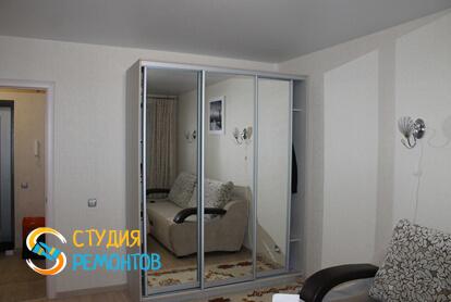 Капитальный ремонт комнаты в квартире 35 кв.м. фото 1