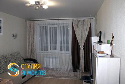 Капитальный ремонт комнаты в квартире 35 кв.м. фото 2