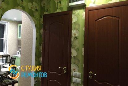 Капитальный ремонт коридора в квартире 35 кв.м.