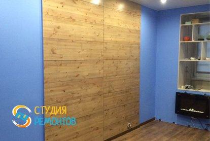 Капитальный ремонт спальни в квартире 35 кв.м. фото 1