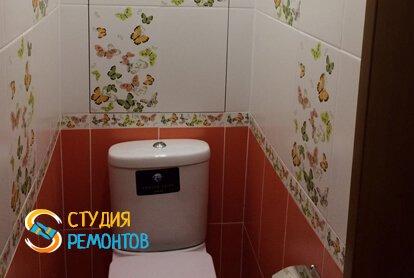 Капитальный ремонт туалета в квартире 35 кв.м.