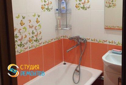 Капитальный ремонт ванной в квартире 35 кв.м. фото 2