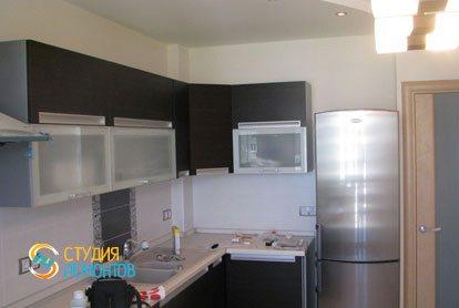 Капитальный ремонт кухни в квартире 36 кв.м.
