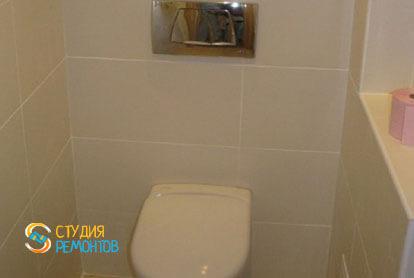 Капитальный ремонт санузла в квартире 36 кв.м. фото 3